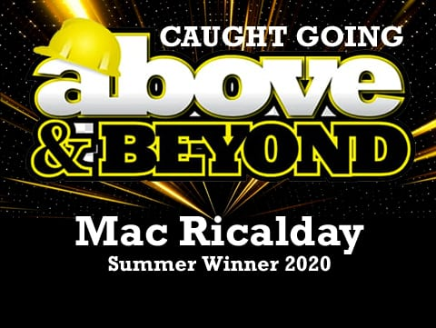 Marc Ricalday | Above & Beyonnd | TR Construction in Omaha