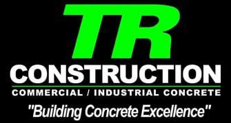 TR Construction logo
