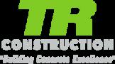 TR Construction logo Omaha NE
