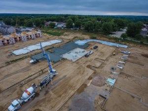 Andover Pointe TR Construction in Omaha, Nebraska
