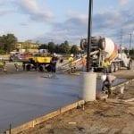 Burke High School Parking Lot TR Construction in Omaha NE