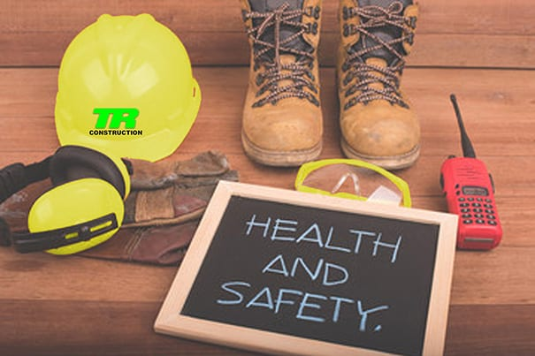 Safety at TR Construction