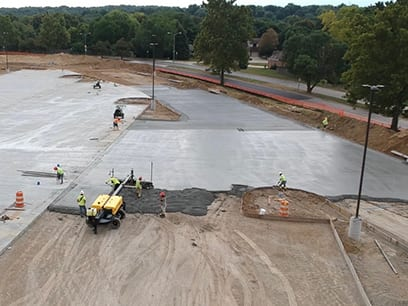 Commercial Concrete Concrete Contractors in Omaha NE