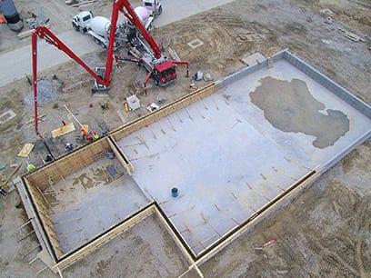Industrial Concrete Omaha Concrete Repair