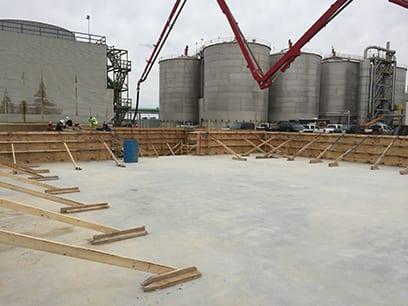 Industrial Concrete Commercial concrete contractors Omaha NE