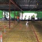 Prairie Lane Elementary School Commercial concrete contractors Omaha NE