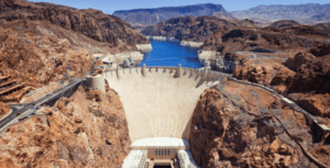 History of the Hoover Dam Concrete