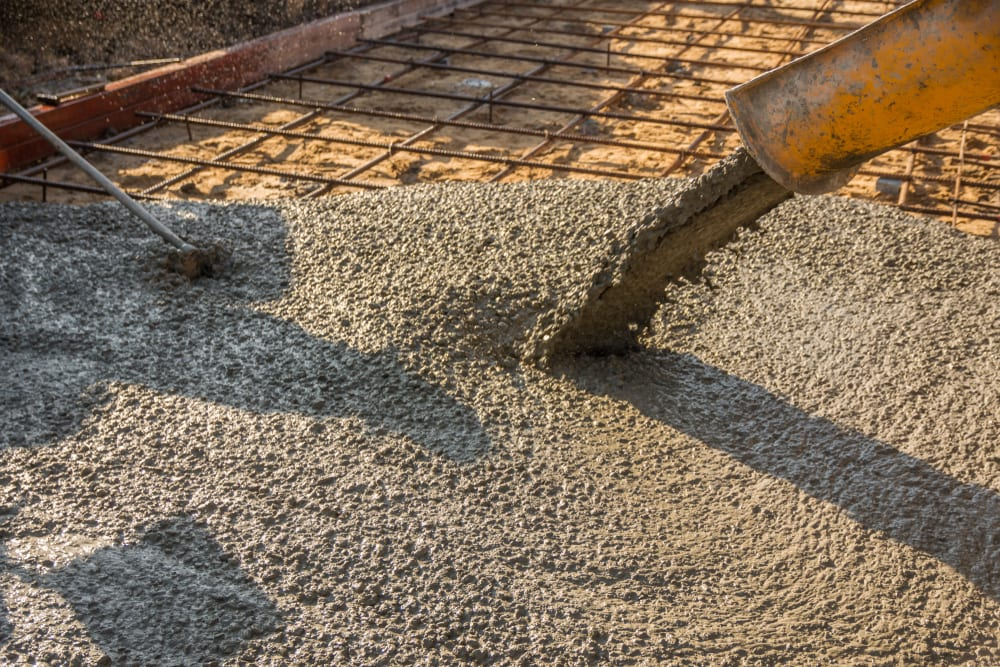 Concrete consolidation Omaha