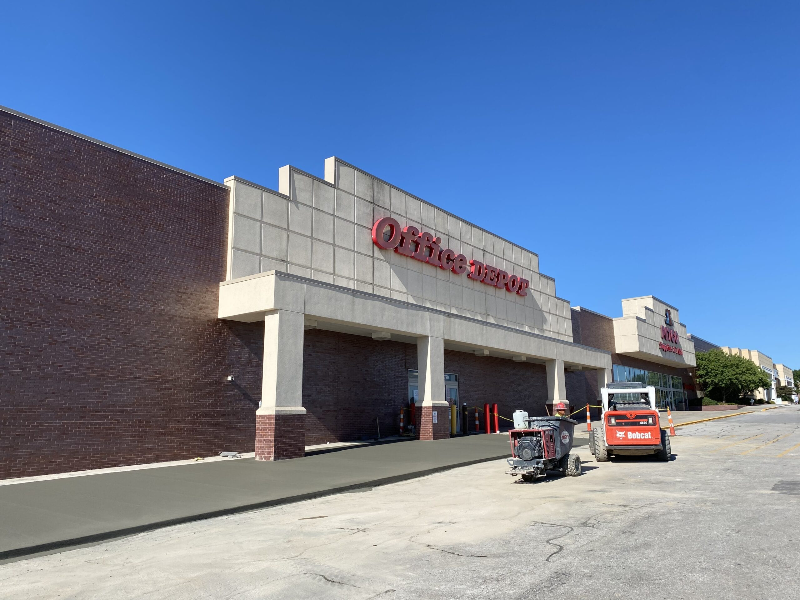 TR Construction Office Depot Project